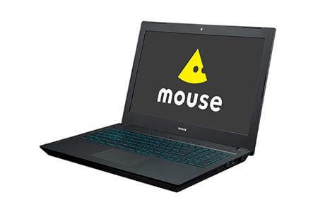 マウスコンピューター 15.6型ハイエンドノートパソコン