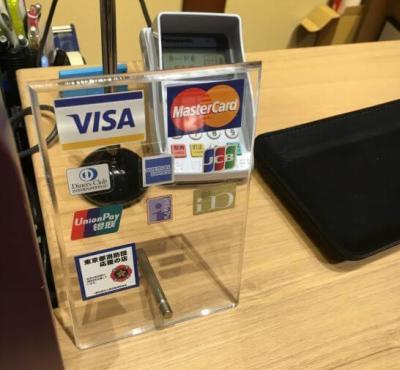 クレジットカードの国際ブランドと決済端末