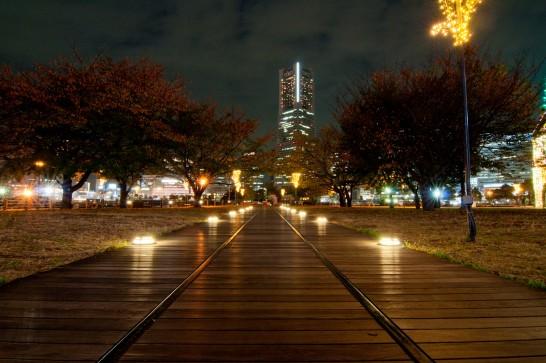 横浜の馬車道