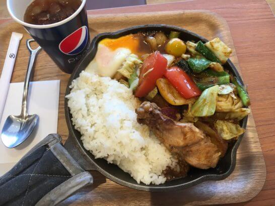 ららぽーとでの食事と三井ショッピングパークカード セゾンの特典の飲み物