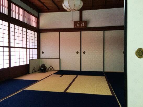 京都ラウンジの和室
