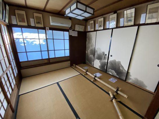 アメックス京都特別観光ラウンジ休憩後の圓徳院拝観 (1)