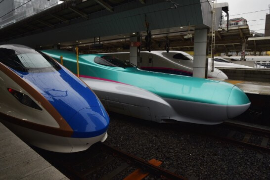 JR東日本の北陸新幹線