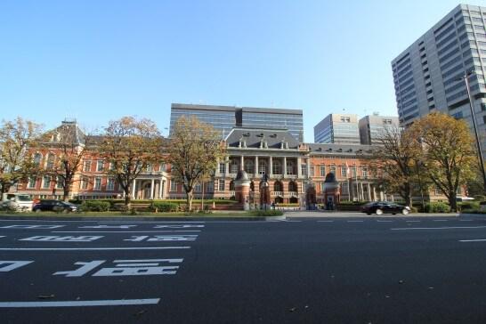 赤レンガ棟(官庁街)