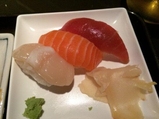 ヒルトン東京ベイの寿司
