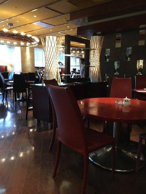 ヒルトン東京ベイのレストラン(朝食)