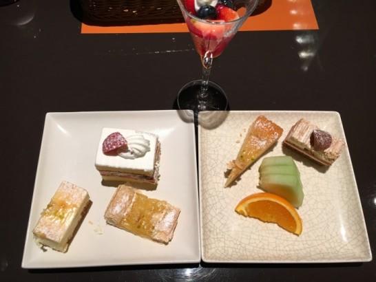 ヒルトン東京ベイの夕食 (7)