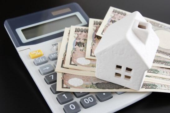 住宅ローンのお金の計算のイメージ
