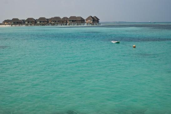 海外リゾートの海