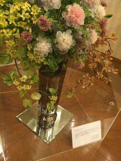 フォレスト・イン昭和館のお花