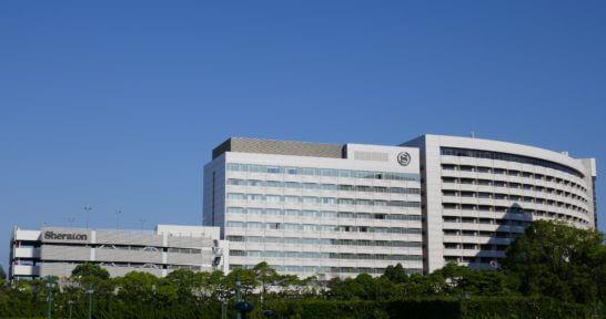 東京ディズニーリゾート・オフィシャルホテルのシェラトン・グランデ・トーキョーベイ・ホテル