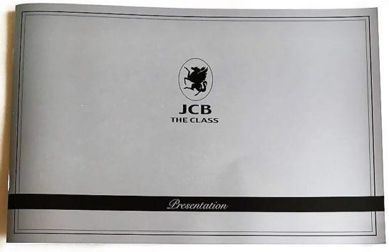 JCB THE CLASSベネフィットガイド(Presentation)