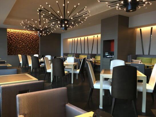ヒルトン小田原のレストラン