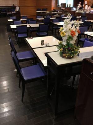 ホテルメトロポリタンエドモントのレストラン
