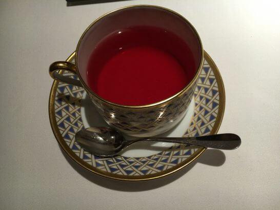 ヴァリノールの紅茶