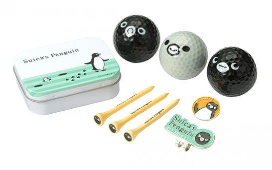 Suicaのペンギン ゴルフセット