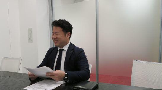 岩井コスモ証券 ネット取引統括部の夏目さん (4)