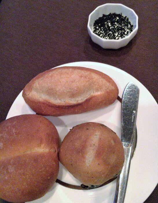 ベイ・ビューのパン