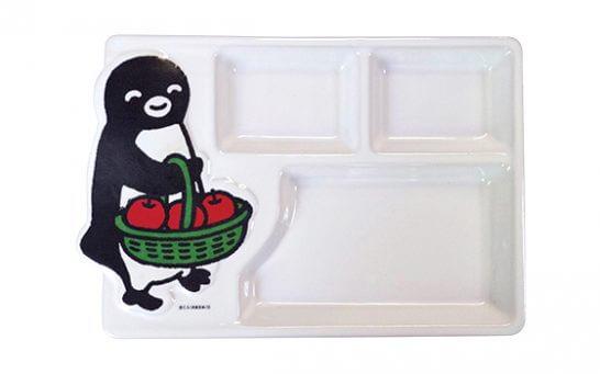 Suicaのペンギン ランチプレート(お散歩)