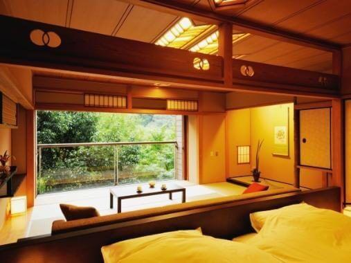 界 箱根の部屋