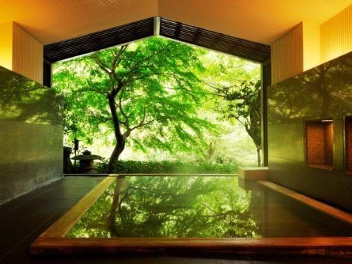 界 箱根の風呂