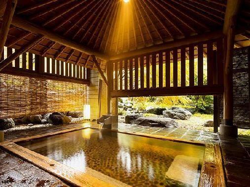界 日光の風呂