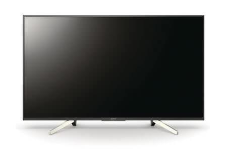 ソニー 43型 4Kテレビ