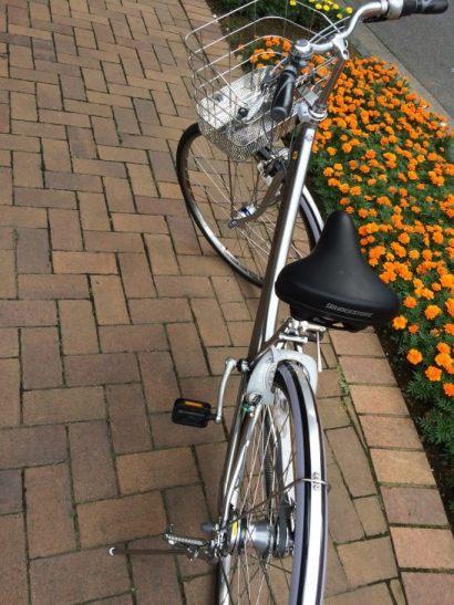ブリジストンの自転車