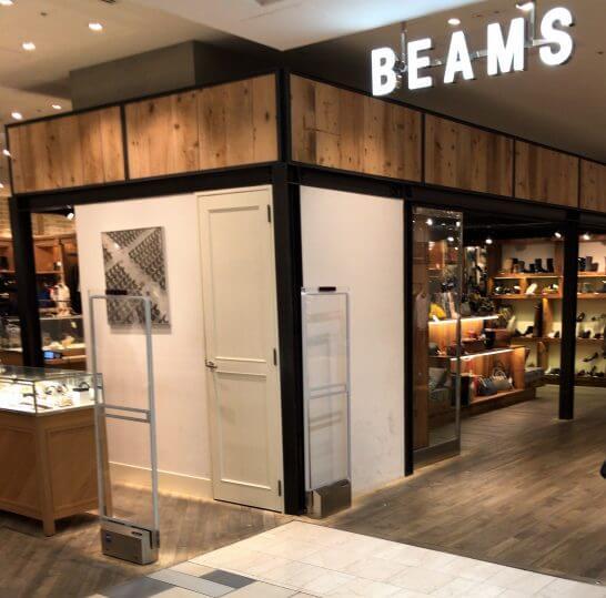 ビームス(BEAMS)の店舗