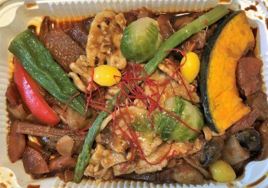 ルミネの成城石井のお惣菜
