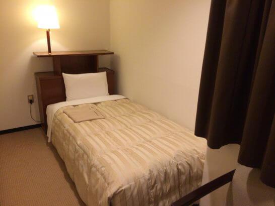 センターホテル東京 (ベッド)