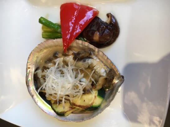 ホテルニューオータニ幕張 千羽鶴の料理 (4)