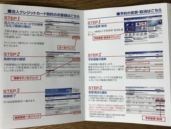ANA@desk ハンディ操作ガイドブック (1)