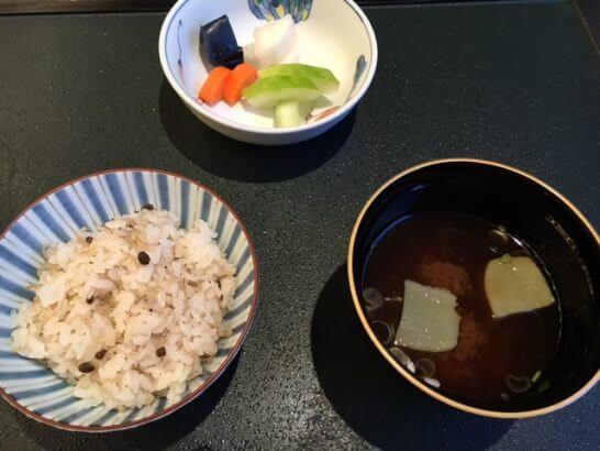 ホテルニューオータニ幕張 千羽鶴の料理 (7)