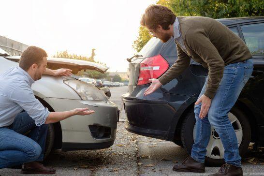 自動車事故・衝突事故