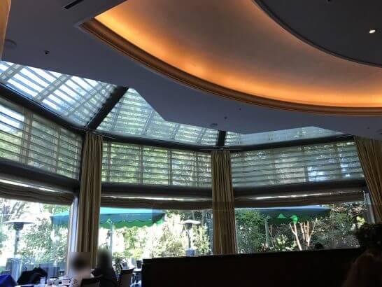 ウェスティンホテル東京の朝食会場