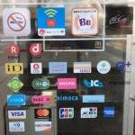 マクドナルドで使える電子マネー・クレジットカード