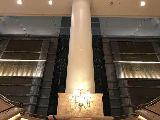 ヨコハマグランドインターコンチネンタルホテルのロビー