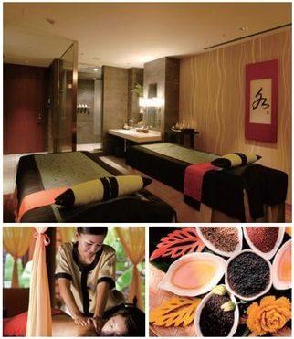 アンサナ・スパANAクラウンプラザホテル神戸