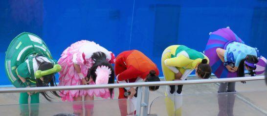 八景島シーパラダイスのショー25