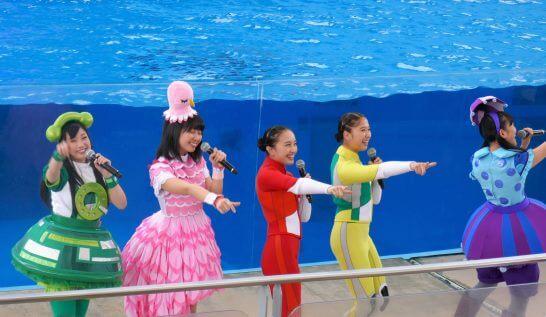 八景島シーパラダイスのショー24