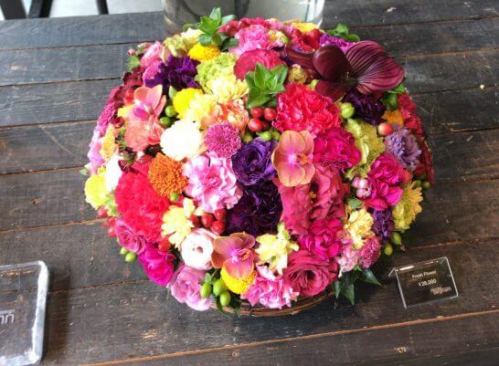 ニコライ・バーグマン・フラワーズ&デザインの花
