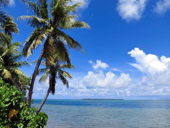 グアムのビーチ (2)