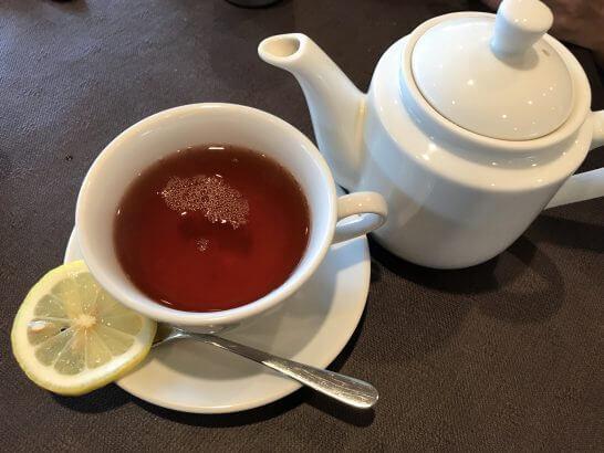 伊勢丹のキハチ(紅茶)