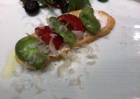 ジャッジョーロ銀座 (トマトとチーズ)