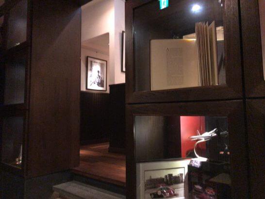 ジャッジョーロ銀座 (待合室)