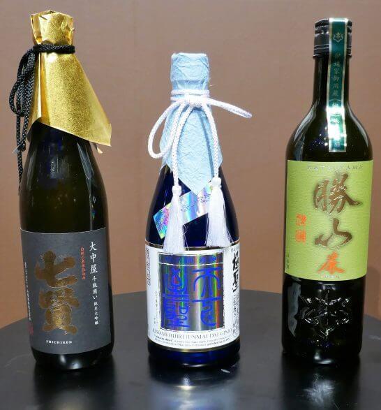 Super Premium1~3位のボトル