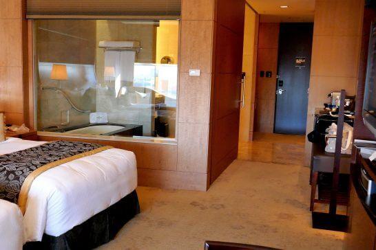 シャングリラホテル東京の室内