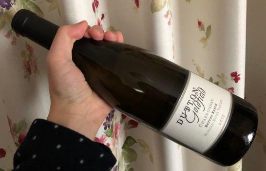 フィラデスで買ったワイン