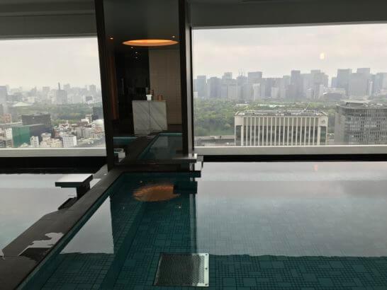 ザ・プリンスギャラリー 東京紀尾井町の大浴場